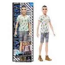 Barbie Fashionistas- Boneco Ken 118 Hyper Print - Fxl65 - Mattel