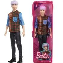 Barbie Fashionistas Ken 152 Loiro - Mattel -