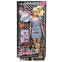 Barbie Fashionistas - Modelo 99 - Mattel