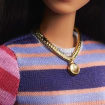 Barbie Fashionistas Morena  147  Original - Mattel Fbr37 - Mga