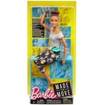Barbie Feita para Mexer Mattel FTG80 / FTG82 -