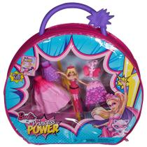 Barbie - Filme Super Princesa - Kit Bolsa - Mattel