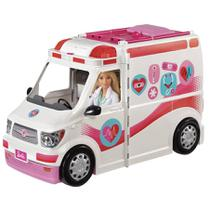 Barbie Hospital Móvel - FRM19 - Mattel