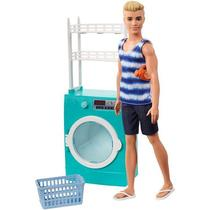 Barbie Ken E Moveis Fyk51 Mattel