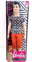 Barbie Ken Fashionista 115 DWK44/FXL62 - Mattel -
