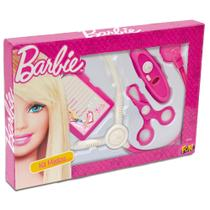 Barbie Kit Médica com Prontuário - Fun Divirta-Se