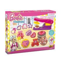 Barbie Massinha Cookies Coloridos - Fun Divirta-Se -