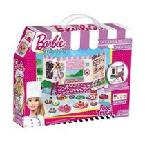 Barbie Massinha De Modelar Doceria E Delicias Food Truck - Fun