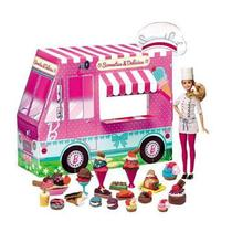 Barbie Massinha - Food Truck Sorvete - Fun