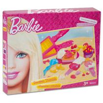 Barbie Massinha Sorveteria Divertida - Fun Divirta-Se