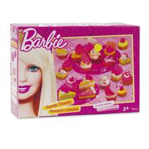 Barbie Massinhas De Modelar Cupcake Divertivo 76194 Fun