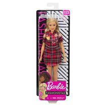 Barbie Mattel 113 Fashion Fashionistas - GBK09 -