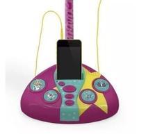 Barbie Microfone Fabuloso Com  Funcao Mp3 Player BARAO -