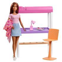 Barbie Móveis Para o Quarto e Escritório - Mattel -