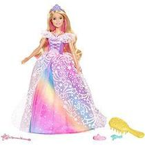 Barbie Princesa Vestido Brilhante Gfr45 - Mattel -