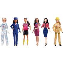 Barbie Profissões Aniversário 60 ANOS - Mattel -