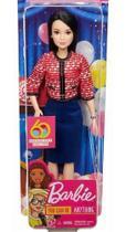 Barbie-Profissoes Aniversario 60 anos -