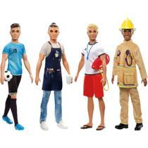 Barbie Profissoes KEN Foto Ilustrativa Somente 1 Boneco - Mattel