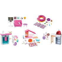 Barbie Real Moveis Basicos Sortidos - Mattel