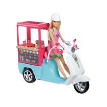 Barbie Scooter Lanchinhos - Mattel
