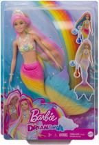 Barbie Sereia Muda de Cor na Água Original  - Mattel GTF89 -