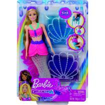 Barbie Sereia Slime GKT75 - Mattel -