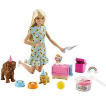 Barbie Sisters e Pets Festa do Filhote - Mattel -