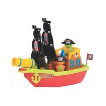 Barco Aventura Pirata Mercotoys 425 -