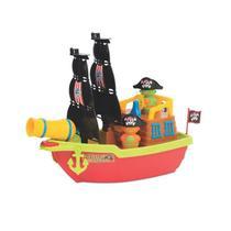 Barco Aventura Pirata Mercotoys -