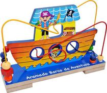 Barco da aventura aramado zastras - Zastras Brinquedos