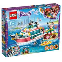 Barco de missao de resgate 41381 - Lego