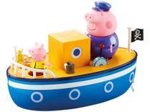 Barco do Vovô Peppa Pig com Acessórios - DTC -