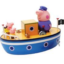 Barco do Vovô Pig da Peppa Pig - Sunny 2309 -
