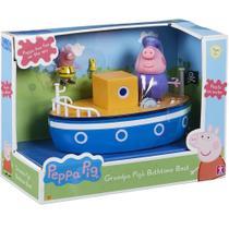 Barco do Vovô Pig - Peppa 2309 - Sunny - Mattel