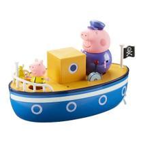 Barco do Vovô Pig Peppa Pig Sunny 2309 -