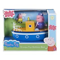 Barco do Vovô Pig Peppa Pig Sunny -