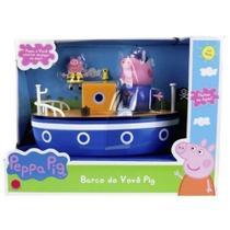 Barco do Vovô Pig Peppa Pig - Sunny -