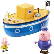 Barco do vovô pig-sunny -