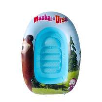 Barco Infantil Da Masha e o Urso Para Menina Colocar na Agua - Multikids