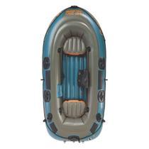 Barco Inflável Fish Hunter Até 320 Kg 4 Pessoas Azul Sevylor -