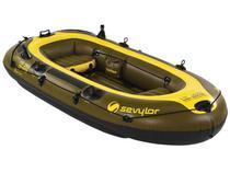 Barco Inflável Fish Hunter para 4 Pessoas 2,80m  - Sevylor