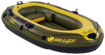 Barco Inflável Sevylor HF250 Fish Hunter 3 Pessoas -
