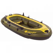 Barco Inflável Sevylor HF280 Fish Hunter 4 Pessoas -