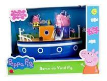 Barco Peppa Pig  Do Vovô Pig - Sunny 2309 - Brinquedos