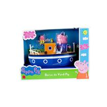 Barco peppa pig  do vovô pig - sunny 2309 -