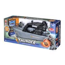 Barco Thunder Commando Cinza 406 - Usual -