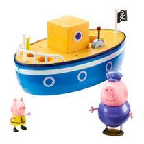 Barco Vovô Pig Peppa Pig Sunny -