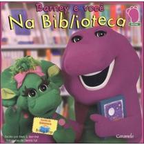 Barney e Você - Na Biblioteca - Caramelo