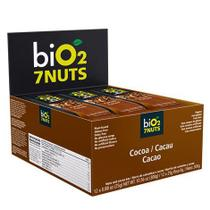 Barra Cacau Nuts 12Un X 25G Bio2 -
