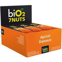Barra Castanha/Damasco/Nuts 12un X 25G Bio2 -